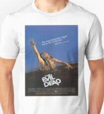 The Evil Dead Movie Poster Unisex T-Shirt