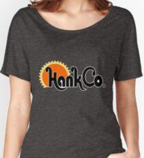 Hank Co. Women's Relaxed Fit T-Shirt