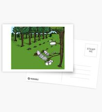 The Modern Tree Farm Postcards