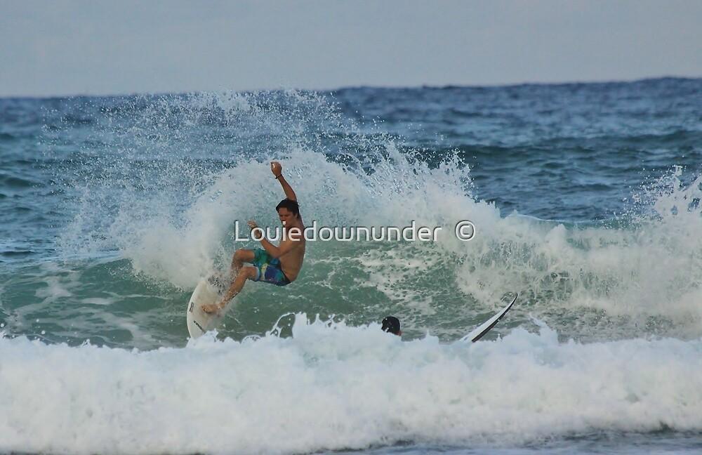 Surfing by Louiedownunder  ©