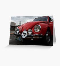 VW Greeting Card