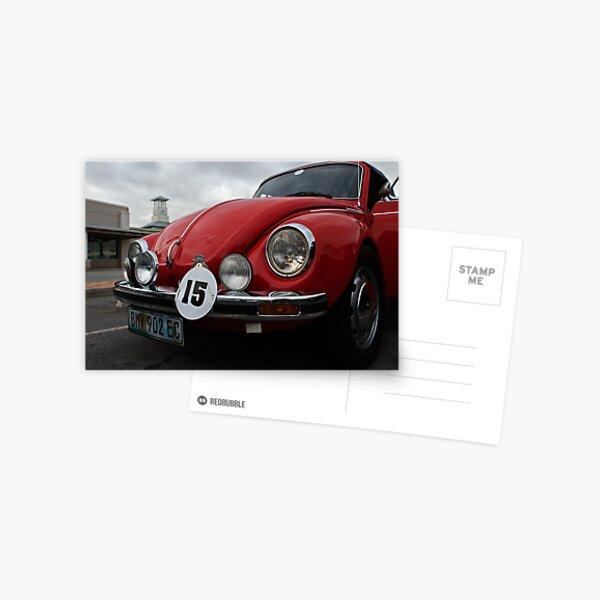 VW Postcard