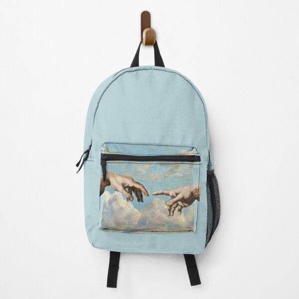 creation of adam Backpack