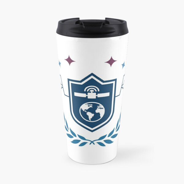Space & Cyber security Project Group Travel Mug