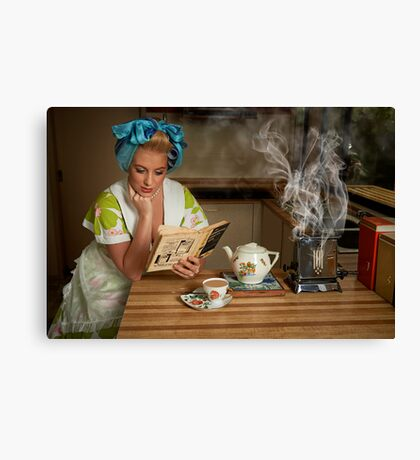 Burnt Toast Canvas Print