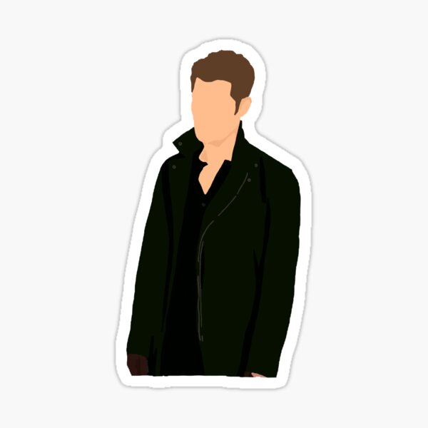 Klaus Mikaelson / The Originals Sticker Sticker