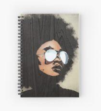 Venus Afro Spiral Notebook