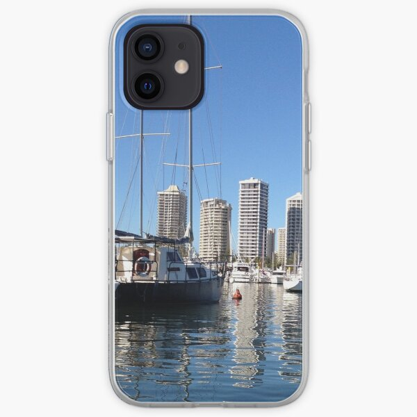 Boating On The Bay iPhone Soft Case