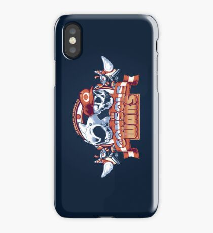 The Console Wars iPhone Case