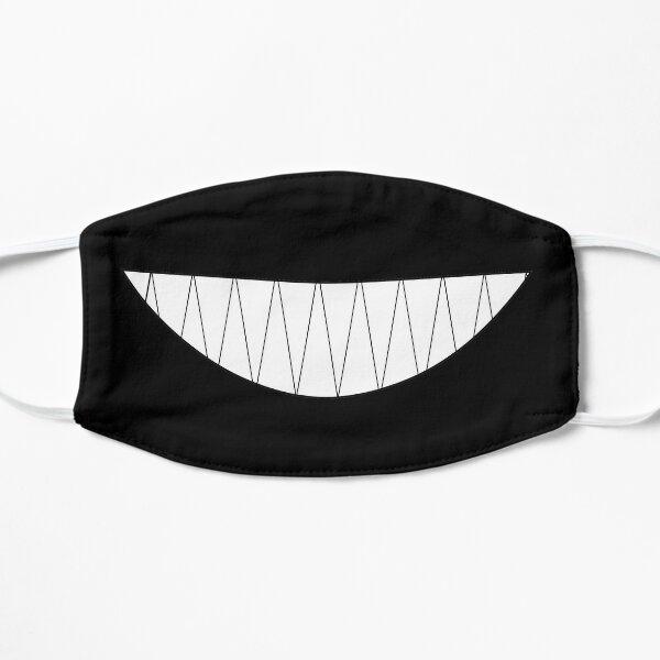 Wide Sharp Smile Mask Mask