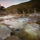 Kosciuszko National Park Sunrise by Troy Barrett