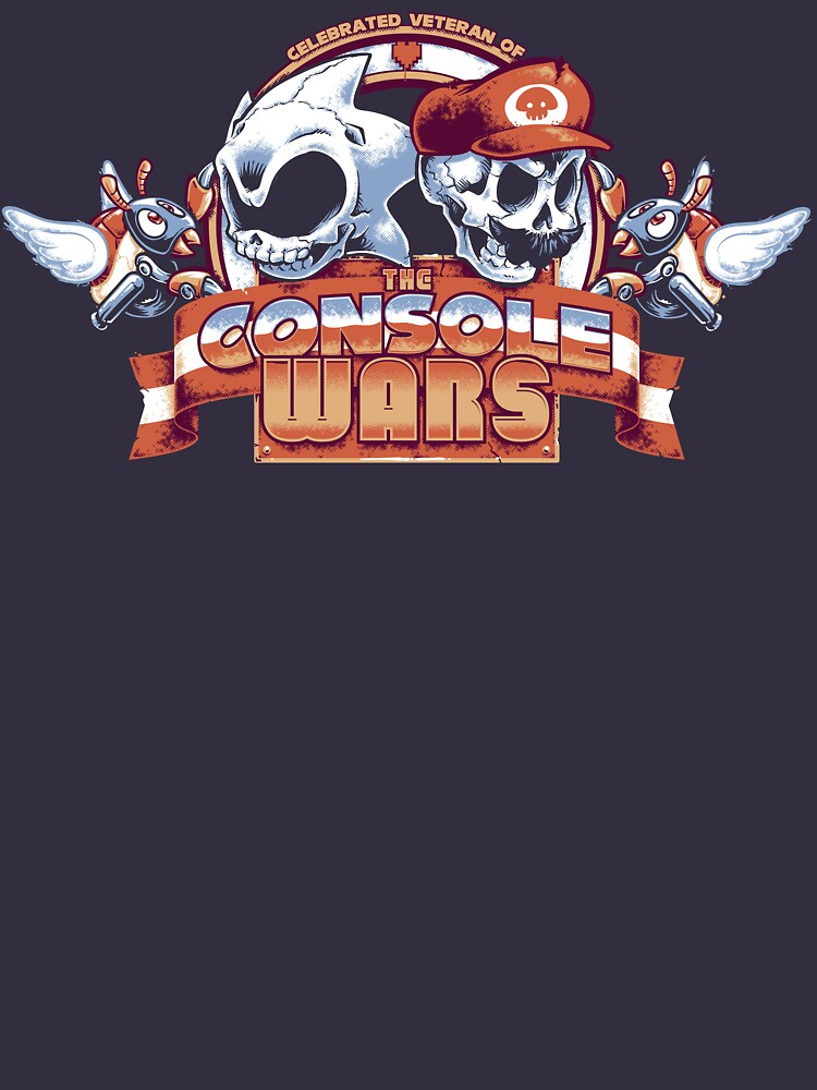 The Console Wars | Unisex T-Shirt