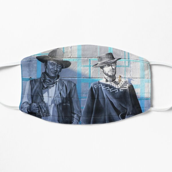 The Duke & Clint Mask