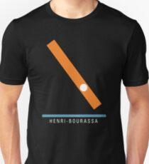 Station Henri-Bourassa Unisex T-Shirt