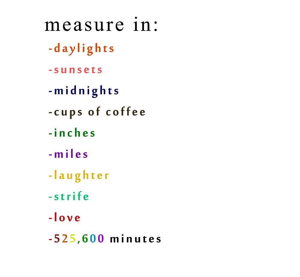 Measure In by Defyingdancer