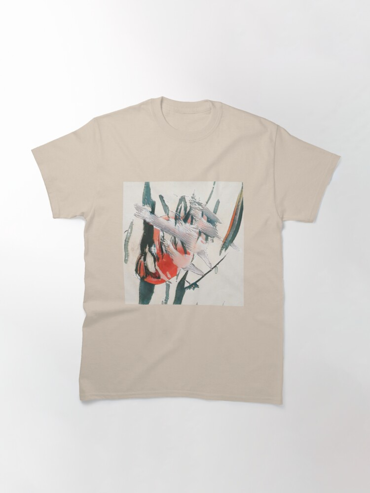 Alternate view of Abstractions of abstract abstraction Classic T-Shirt