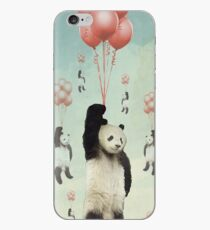 Pandaloons v2 iPhone Case