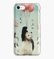Pandaloons v2 iPhone Case/Skin