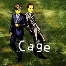 Cage (Print Version) by Rodrigo Marckezini
