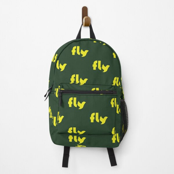 FLY DESIGNS Classic T-Shirt Slim Fit T-Shirt  Backpack