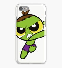 Puff Hulk - PPA iPhone Case/Skin