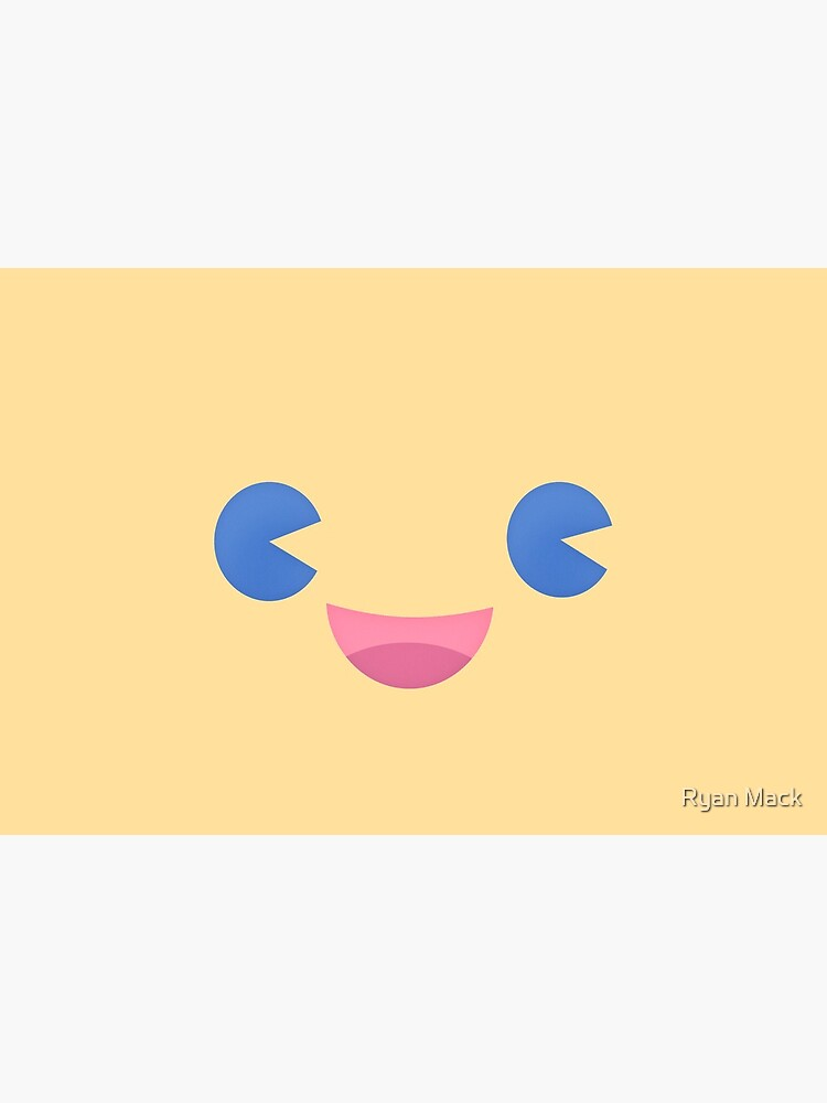 Happy Little Face - Sunshine by ryanpmack