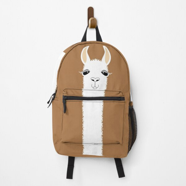 LLAMA PORTRAIT #9 Backpack