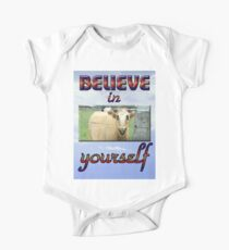 BELIEVE IN YOURSELF Kids Clothes