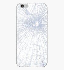 Broken Glass 2 iPhone White iPhone Case