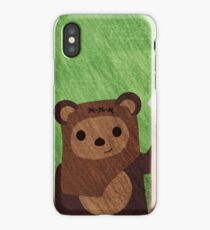 Cute Ewok! YUBNUB!! iPhone Case/Skin