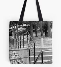 Stairway to sucess Tote Bag