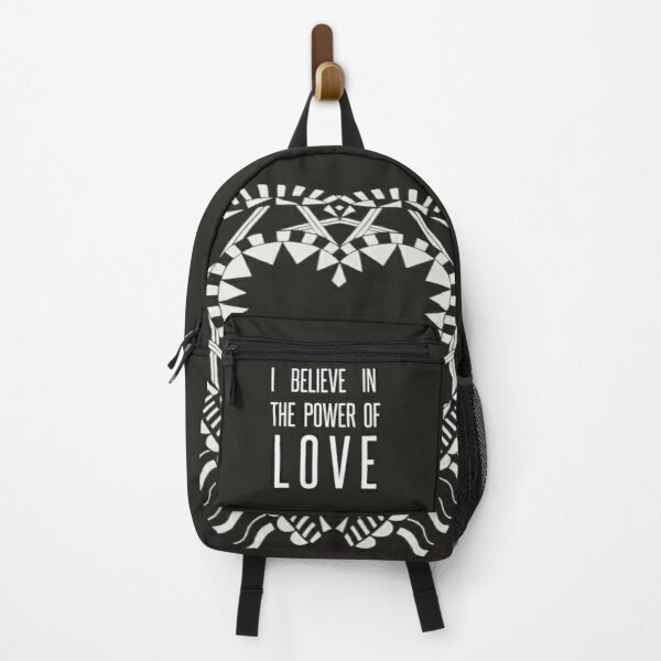 I Believe In The Power Of Love Backpack