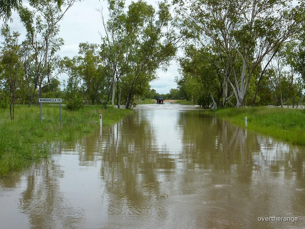 Wombarella Creek by overtherange