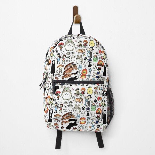 Everybody Pattern Backpack