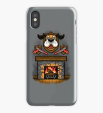 Who's Laughing Now? iPhone Case/Skin