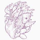 Koi Fish by SmittyArt