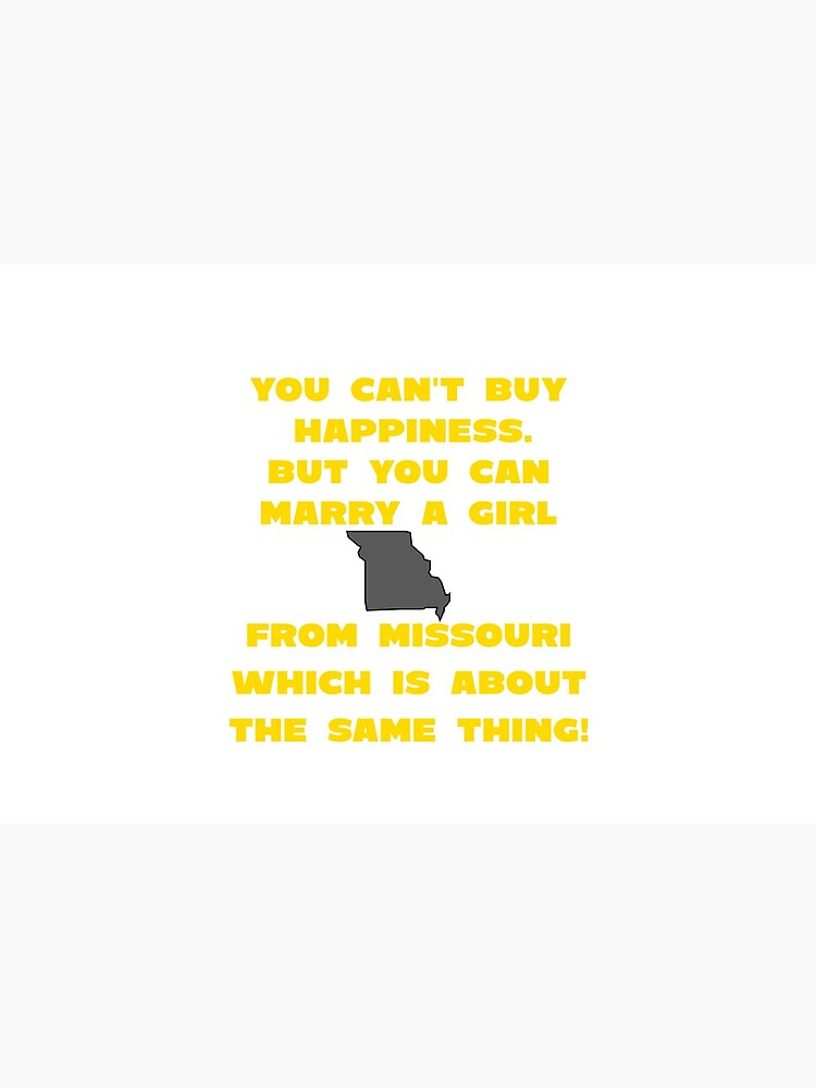 Marry Girl From Missouri by GenRevMarkets