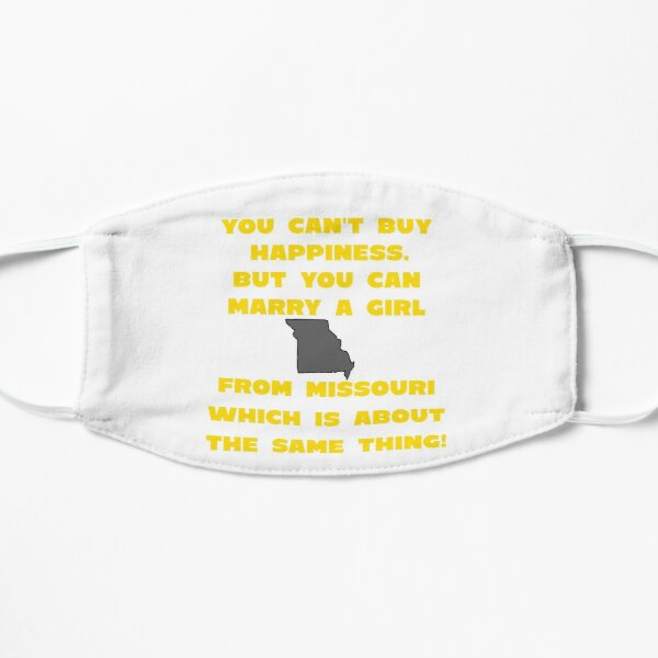 Marry Girl From Missouri Mask