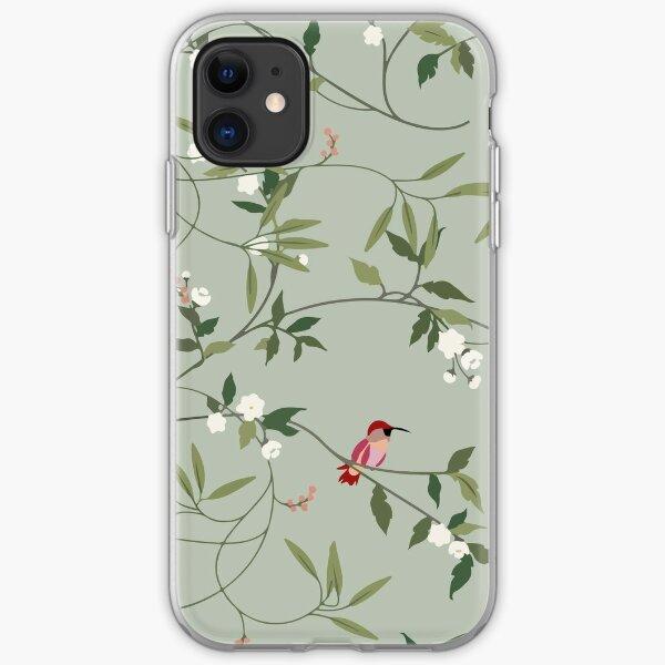 Hummingbirds iPhone Soft Case