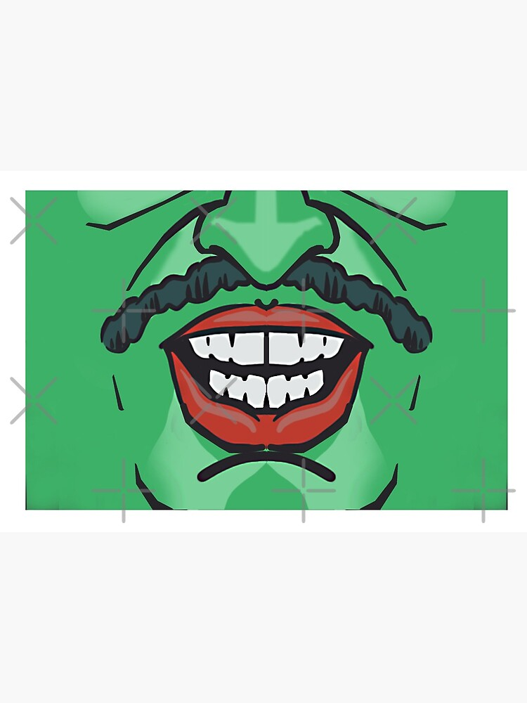 Old Gregg face  by guttsaw