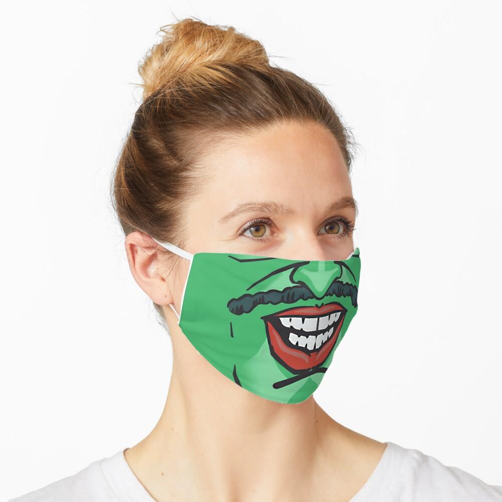 Old Gregg face  Mask