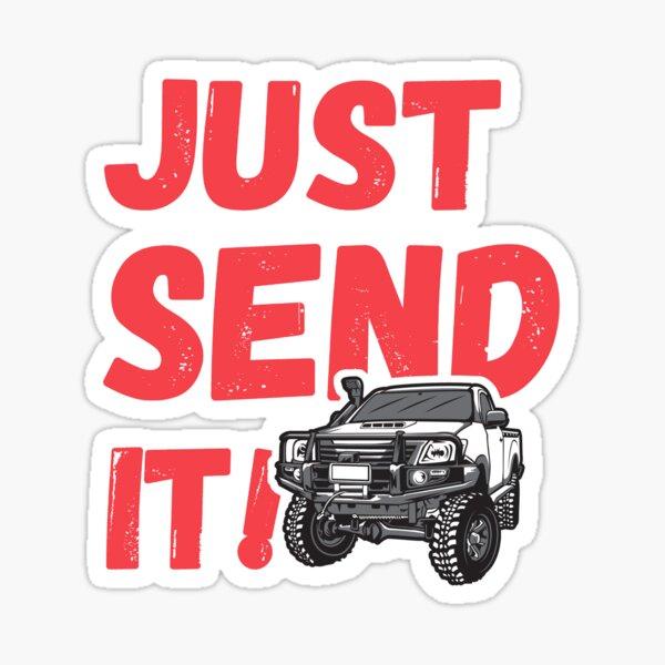 Just gonna send it Sticker
