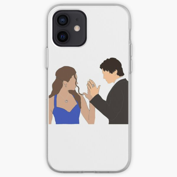 delena iPhone Soft Case