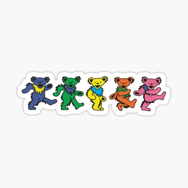 Ours dansants Sticker