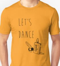 Let's Dance - Footloose T-Shirt
