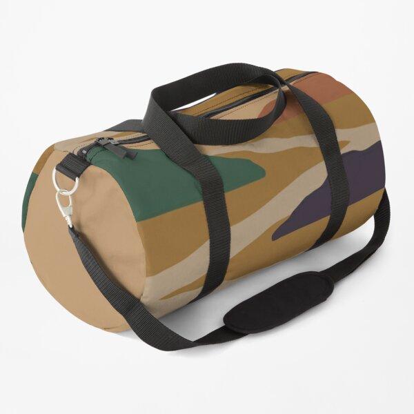 Colours of the Desert Duffle Bag