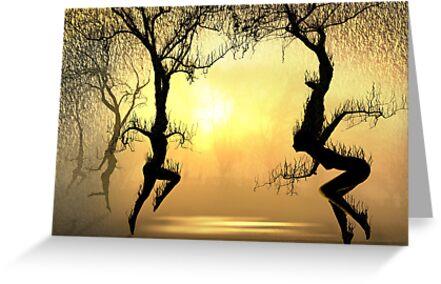 Fiery Dance by Igor Zenin