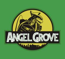 Angel Grove: Dragonzord | Unisex T-Shirt