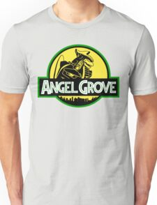 Angel Grove: Dragonzord Unisex T-Shirt
