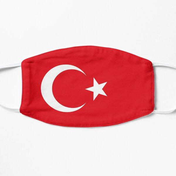 Turkish Wold Cup Football Flag - Turkey Istanbul T-Shirt Sticker Flat Mask